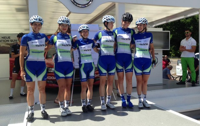 Team Stuttgart - Professionelles Frauen-Radsport-Team - Saison 2018-image